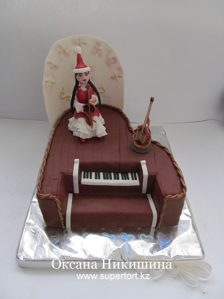 Торт Мелодия жизни