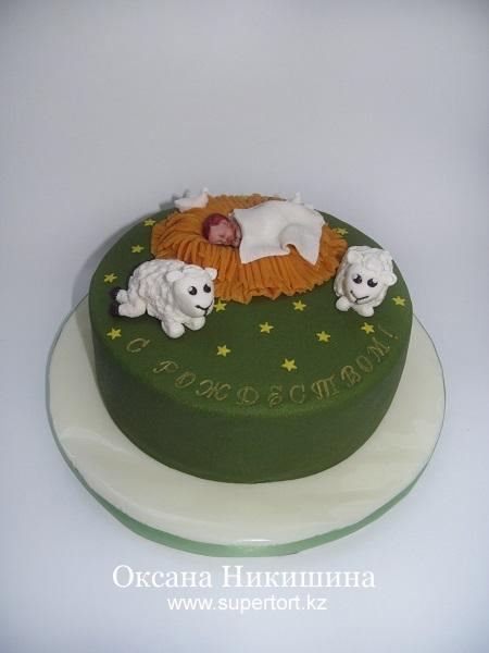 Торт С Рождеством