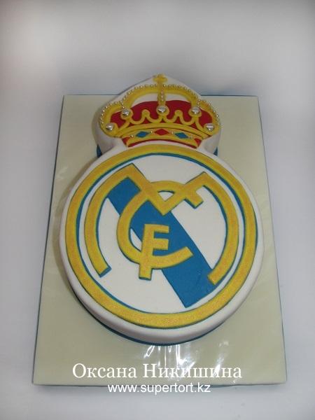 Торт Реал Мадрид