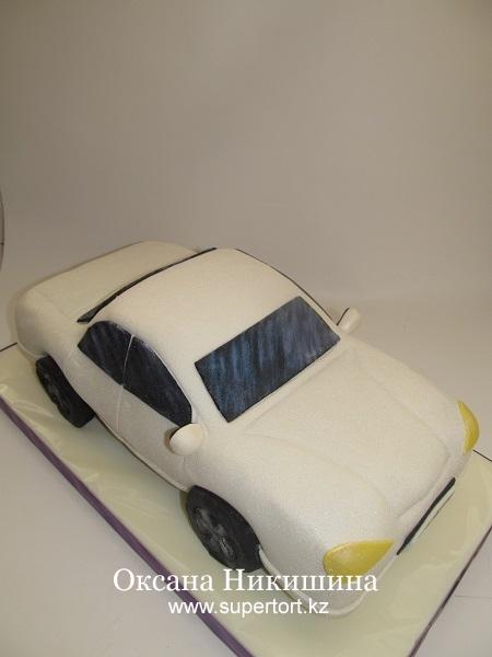 Торт Машина для Александра