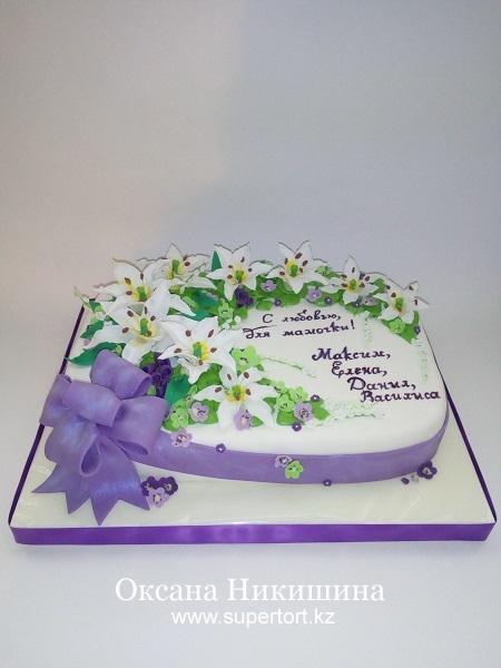 Торт Для мамочки