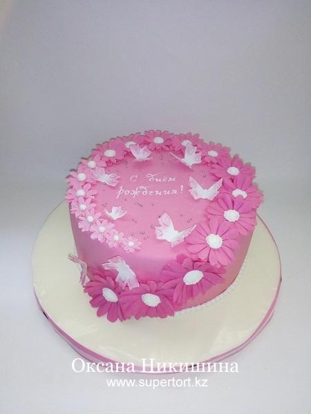 Торт Нежное порхание