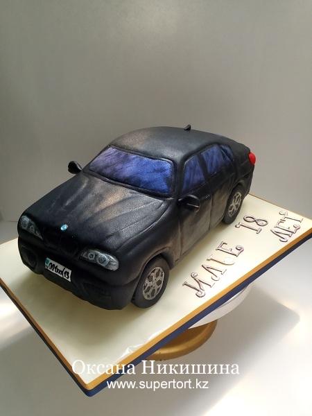 """Торт """"BMW X6"""""""