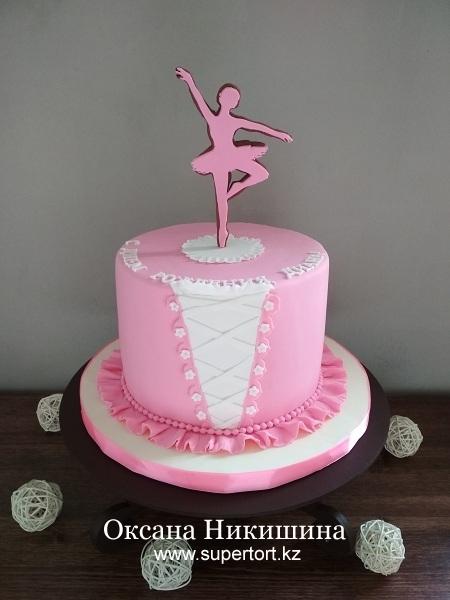 "Торт ""Балерина"""