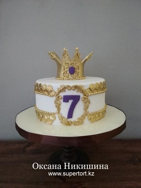 "Торт ""Моя принцесса"""