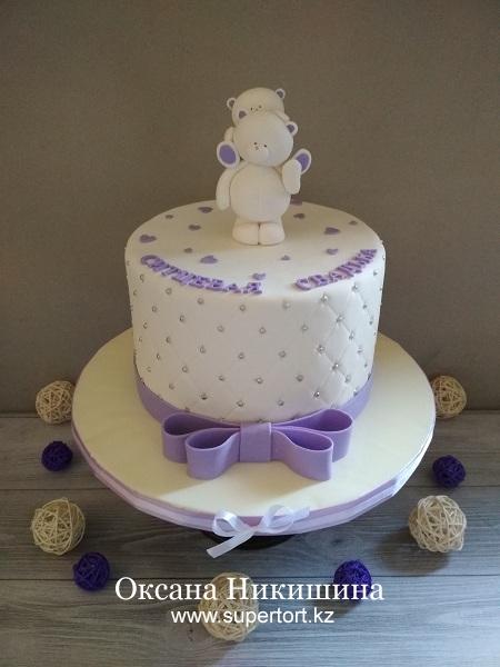 """Торт """"Любовь.Ситцевая свадьба"""""""