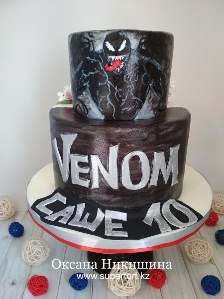 Торт «Venom»