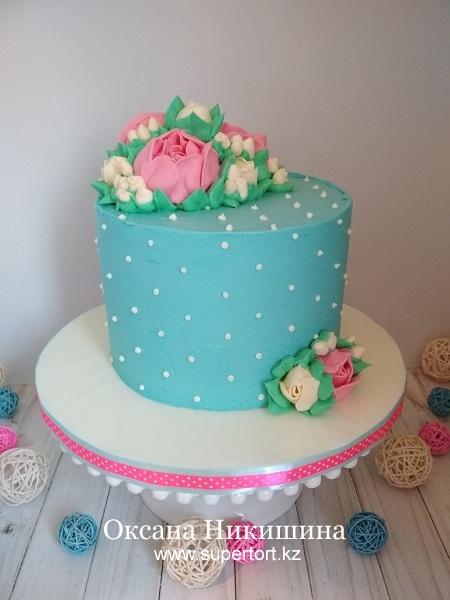 Торт «Дыхание весны»