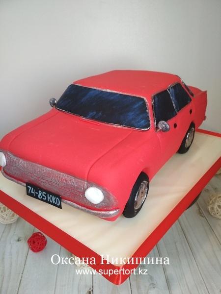 Торт «Москвич»
