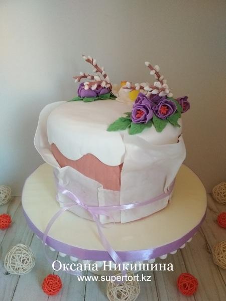 Торт «Праздник светлой Пасхи»